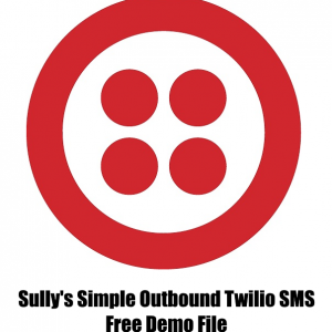 Twilio Programmable SMS: Outbound Demo File